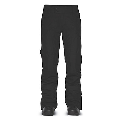 Dakine Parkrose Womens Ski Pants, Black, viewer