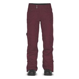 Dakine Parkrose Womens Ski Pants, Rosewood, 256