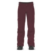Dakine Kams Womens Ski Pants, Rosewood, medium