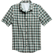 Toad&Co Open Air SS Mens Shirt, Mallard, medium