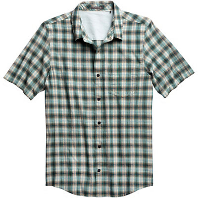 Toad&Co Open Air SS Mens Shirt, Mallard, viewer