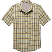 Toad&Co Open Air SS Mens Shirt, Dark Chino, medium