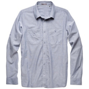 Toad&Co Honcho LS Mens Shirt, Moody Blue, medium