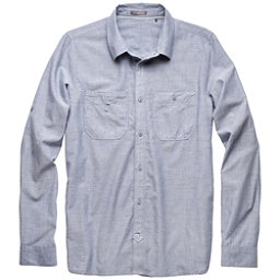 Toad&Co Honcho LS Mens Shirt, Moody Blue, 256