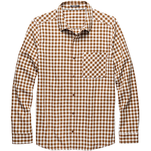 Toad&Co Debug UPF Lightness Mens Shirt, Acorn, 600