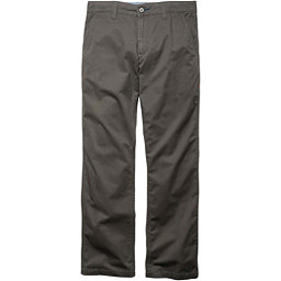 Toad&Co Mission Ridge Mens Pants, Dark Graphite, 256