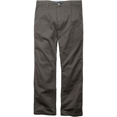 Toad&Co Mission Ridge Mens Pants, Dark Graphite, viewer
