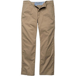 Toad&Co Mission Ridge Mens Pants, Dark Chino, 256