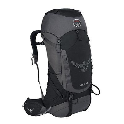 Osprey Volt 60 Backpack 2016, Tar Black, viewer