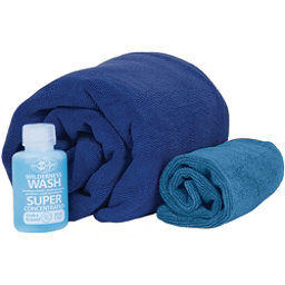 Sea to Summit Tek Towel Wash Kit 2017, , 256