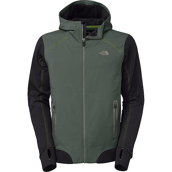 The North Face Kilowatt Mens Jacket, Spruce Green-TNF Black, 600