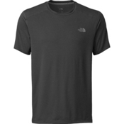 The North Face Kilowatt Short Sleeve Crew, Asphalt Grey Heather, medium