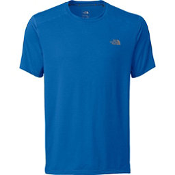 The North Face Kilowatt Short Sleeve Crew, Bomber Blue Heather, 256