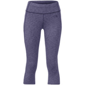 The North Face Motivation Crop Leggings, Patriot Blue Heather, medium