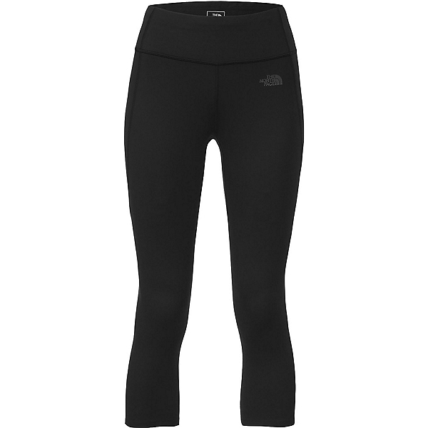 The North Face Motivation Crop Leggings (Previous Season), TNF Black, 600