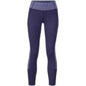 The North Face Women's Motivation Colorblock Printed Legging, Patriot Blue-Patriot Blue Heat, medium