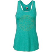 The North Face Graphic Play Hard Tank, Bluebird Heather, medium