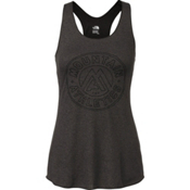 The North Face Graphic Play Hard Tank, TNF Dark Grey Heather-TNF Blac, medium