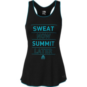 The North Face Graphic Play Hard Tank, TNF Black-Bluebird, medium