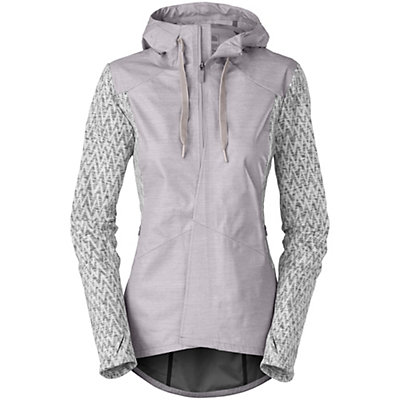 The North Face Dyvinity Womens Jacket, Metallic Silver, viewer