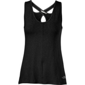 The North Face Breezeback Knit Tank, TNF Black, medium
