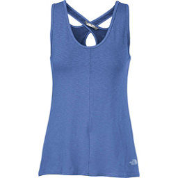 The North Face Breezeback Knit Tank, Coastline Blue, 256