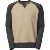 The North Face Slacker Crew, Dune Beige Heather, medium