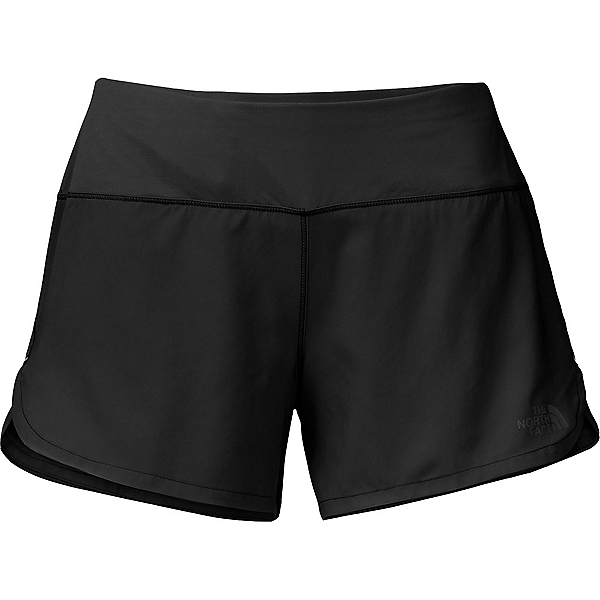 The North Face MA-X Womens Shorts, TNF Black, 600