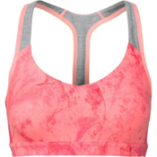 The North Face MA-X Womens Sports Bra, Neon Peach, medium