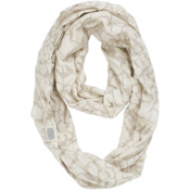 The North Face Breeze Back Scarf, Moonstruck Grey Organic Tonal, medium