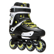 Fila Skates NRK Fun Inline Skates, Black-Yellow, medium
