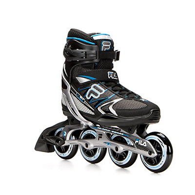 Fila Skates Plume Inline Skates 2016, Black-Blue, viewer