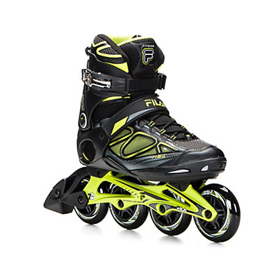 Fila Skates Primo Air Flow Inline Skates 2016, Black-Lime, viewer