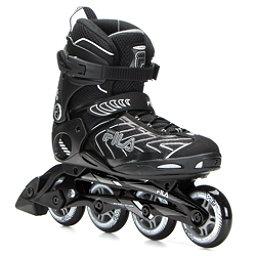 Fila Skates Primo Alu Inline Skates, Black, 256