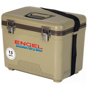 Engel 13QT Cooler/Dry Box 2016, Tan, medium