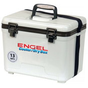 Engel 13QT Cooler/Dry Box 2016, White, medium