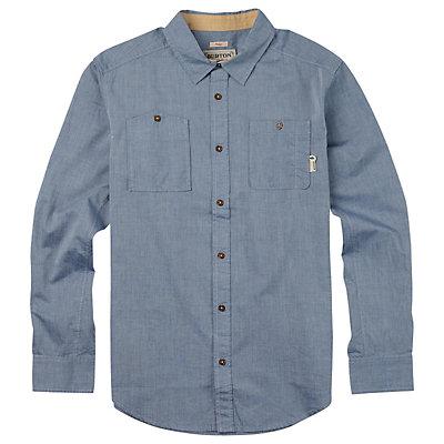 Burton Glade Long Sleeve Mens Shirt, , viewer