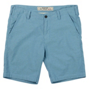 Burton Kingfield Mens Short, Dark Denim Heather, medium