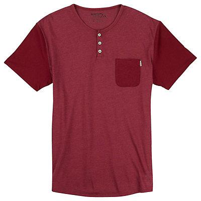 Burton Dwight Short Sleeve Pocket Mens T-Shirt, , viewer