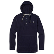 Burton Benson Hooded Henley, , medium