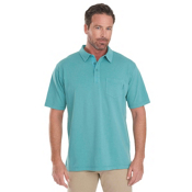Woolrich First Forks 1-Pocket Polo Mens Shirt, Cove, medium