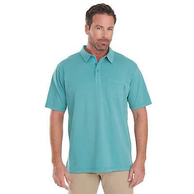 Woolrich First Forks 1-Pocket Polo Mens Shirt, , viewer