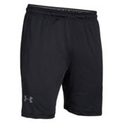 Under Armour Raid 8inch Mens Short, Black-Graphite, medium