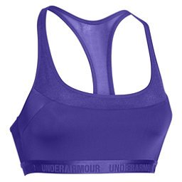 Under Armour Breathe Womens Sports Bra, Deep Orchid, 256