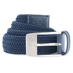 Under Armour Braided Belt, Academy-Graphite, 256