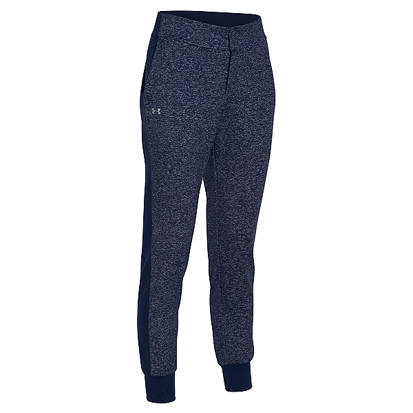 Under Armour Travel Womens Pant, Navy Seal-Silver, 600