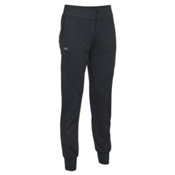 Under Armour Travel Womens Pants, Black-Silver, medium