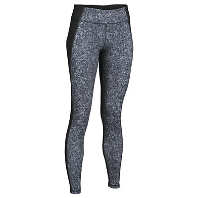 Under Armour Mirror Printed Leggings, Black-Black-Silver, viewer