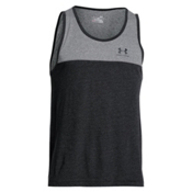 Under Armour Sportstyle Tri-Blend T-Shirt, Asphalt Heather-Greyhound Heat, medium