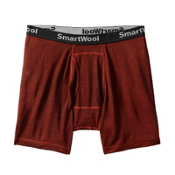 SmartWool NTS Micro 150 Pattern Boxer Brief Mens Underwear, Cinnamon, medium